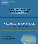 Vectors & Matrices Workbook